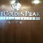 Foto de Golden Peak Hotel & Suites Cebu