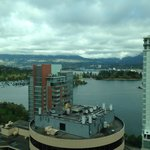 Vancouver Marriott Pinnacle Downtown Hotel照片