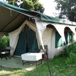 True tented camp