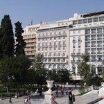 Photo de Hotel Grande Bretagne, A Luxury Collection Hotel