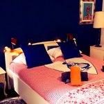 Foto de The Blue Sheep Bed & Breakfast Amsterdam