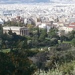 View from the Akropolis