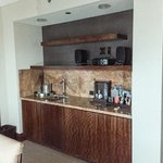 Bar in 2 bedroom suite