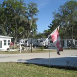 Foto de Tampa East RV Resort