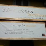 Colonial House Bed and Breakfastの写真