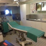 operating theatre for crew