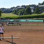 Our tennis place