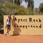 صورة فوتوغرافية لـ ‪Ayers Rock Campground - Ayers Rock Resort‬