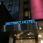 Photo de Distrikt Hotel