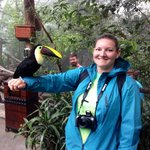 Me & the toucan