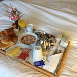 15 Euro Continental Breakfast