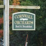 صورة فوتوغرافية لـ ‪Cornwall Orchards Bed and Breakfast‬