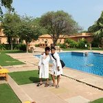 The Oberoi Rajvilas Foto