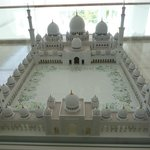 Mosque Miniature