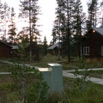 Foto di Headwaters Lodge & Cabins at Flagg Ranch