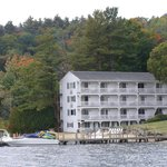 Foto Center Harbor Inn on Lake Winnipesaukee
