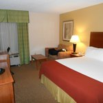 Foto de Holiday Inn Express Raleigh-Durham Airport
