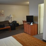 Comfort Suites at Sabino Canyon resmi