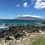 View of the other side of Maui