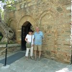 Ephesus Tour - The house St. John built for Mary, mother of Jesus.