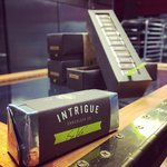 The most interesting chocolates at Intrigue Chocolate Co.