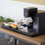 In-room illy Espresso machines are in each guest room.