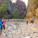 beginning of the narrows