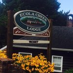 Ecola Creek Lodge resmi