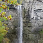 Taughannock Falls from the Base