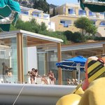 Foto de Mitsis Family Village Beach Hotel
