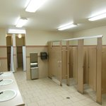 Restrooms Rated 10 by Good Sam