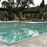 Calistoga Spa Swimming Pool