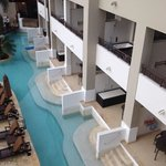 preferred club rooms with swim out pools