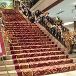Grand Staircase at the lobby