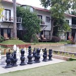 Foto de The Windflower Resort and Spa, Mysore