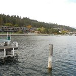 Right on the waterfront and easy to get to from Kelowna