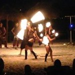 Fire Show/Entertainment.