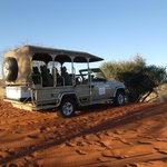 Photo de Kalahari Anib Lodge