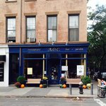 A.O.C Fench Bistro in the village
