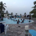 Al Sawadi Beach Resort Foto