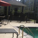 Pool, Spa, Gazebo, Basketball Court area