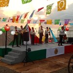 Mexican Fiesta (activity at Velas Vallarta, sister resort)