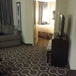 King suite. Room 420
