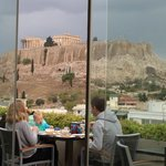 Foto de The Athens Gate Hotel