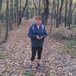 hiking in tomlinson park