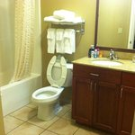 Candlewood Suites Hot Springs Foto