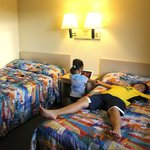 Motel 6 Big Bear Foto