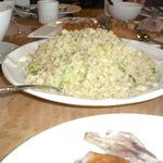 Fried Rice with Salty Fish