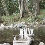 Chair in the River
