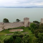 Photo de Lake Trasimeno (Lago Trasimeno)